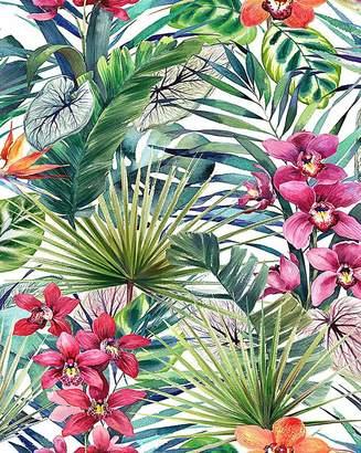 Fashion World Graham & Brown Aloha Tropical Wallpaper