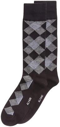 Alfani Men's Diamond Socks, Created for Macy's