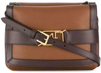 Alberta Ferretti AF buckle crossbody bag