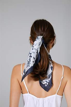 Country Road Paisley Floral Scarf