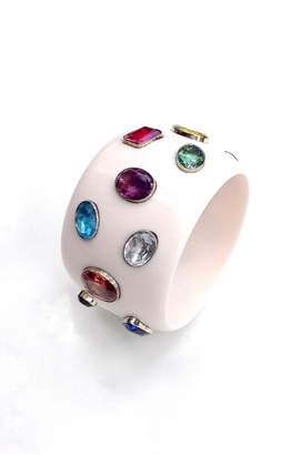 GHome2 Wide Jeweled Bangle