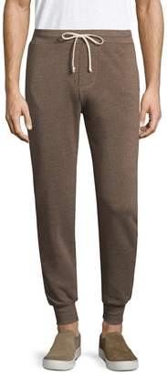 Alternative Apparel Men's Banded Cuff Fleece Sweatpants