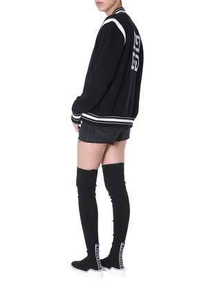 Givenchy Knit Bomber