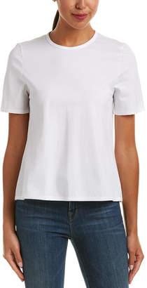 Derek Lam 10 Crosby Button T-Shirt