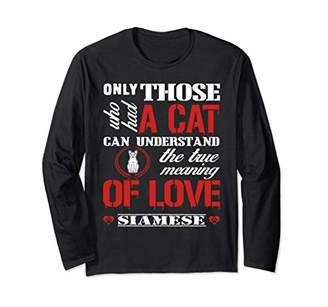 Gap Siamese Cat Long Sleeve for Woman