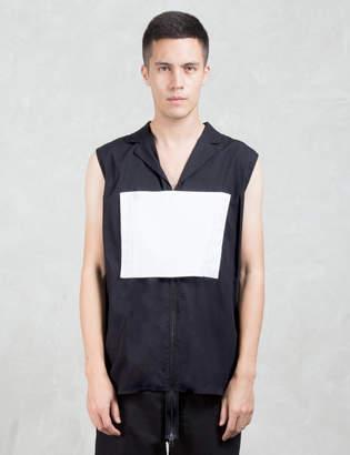 Hood by Air Zipper Executor Vest