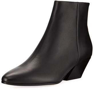 Vince Vaughn Leather Ankle Boot