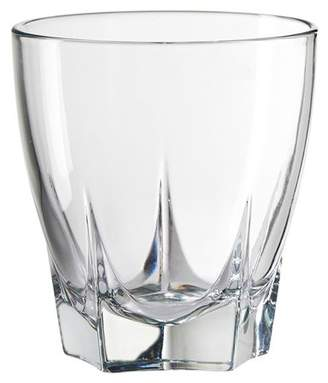 Amici Home Bartender's Choice Camelot Double Old Fashioned Drinking Glass, Set of 4, 12 oz