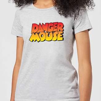 Danger Mouse Colour Logo Women's T-Shirt