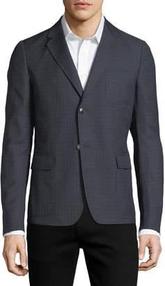 Gucci Window Pane Soft Sport Coat
