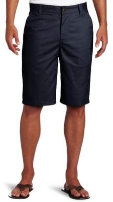 Lee Uniforms Men's Flat-Front Short
