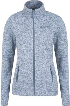Warehouse Mountain Idris Womens Full Zip Womens Fleece
