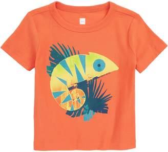 Tea Collection Chameleon Graphic T-Shirt