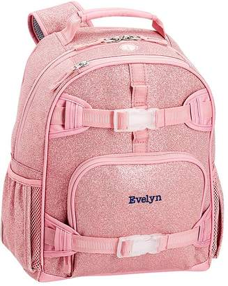 Pottery Barn Kids Mackenzie Pink Glitter Backpacks