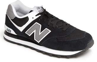big sale 7f019 48fcf New Balance 574 Classic Suede Sneaker - Wide Width Available