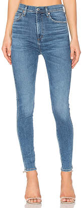A Gold E AGOLDE Roxanne Super High Rise Skinny.