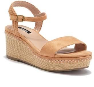 Kensie Timothy Wedge Platform Sandal