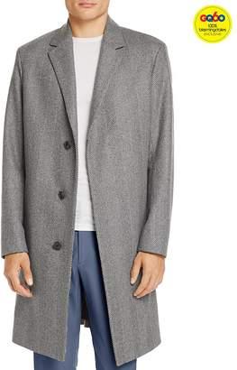 Theory Bower Wool Herringbone Coat - GQ60, 100% Exclusive