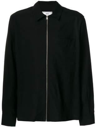 Ami Alexandre Mattiussi Zipped Over-Shirt