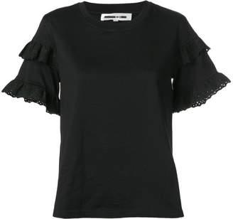 McQ (マックキュー) - McQ Alexander McQueen アイレットレース Tシャツ