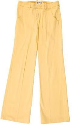 Chloé Mid-Rise Jeans