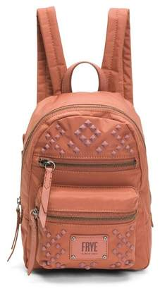 Frye Ivy Mini Studded Backpack