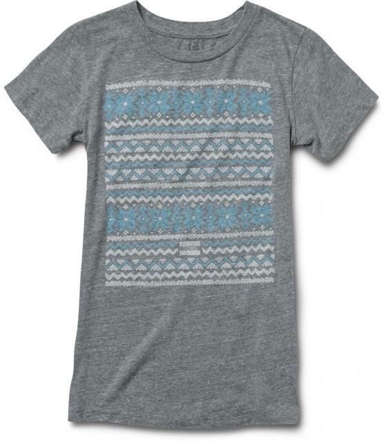 Toms Women's sweater-print heather tee