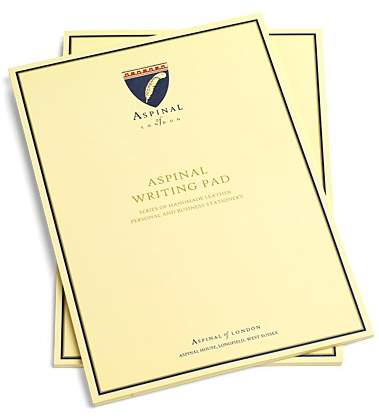 A4 Writing Pad Refill With Lined Pages