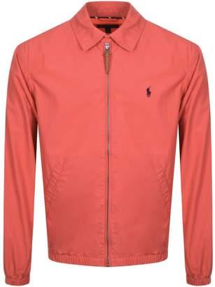 Ralph Lauren Bayport WB Jacket Red
