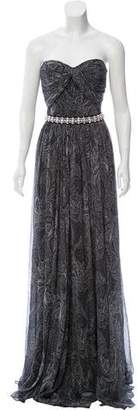 Michael Kors Silk Evening Dress w/ Tags