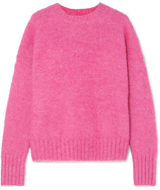 Helmut Lang Knitted Sweater - Pink