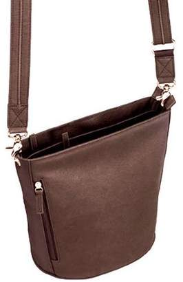 Gun Toten' Mama GTM Conceal Carry Bucket Tote, Brown