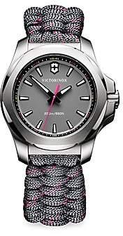 Victorinox I.N.O.X. Analog Paracord Bracelet Watch