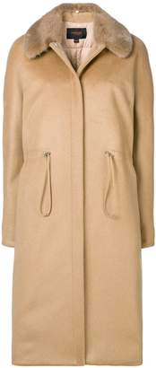 Giambattista Valli fitted midi coat