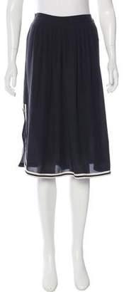 Ulla Johnson Silk Knee-Length Skirt