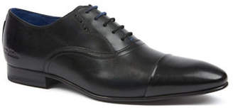 Ted Baker Murain Leather Cap Toe Oxfords
