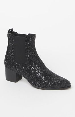 Sixty Seven Suede Chelsea Boots $160 thestylecure.com