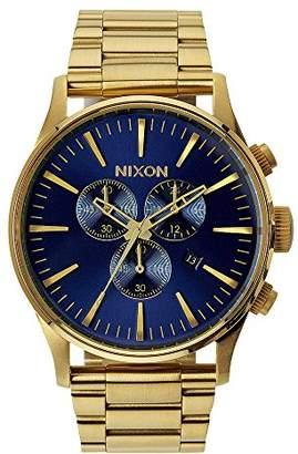 Nixon Men's A3861922 Sentry Chrono Watch