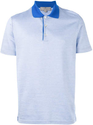 Canali casual polo shirt