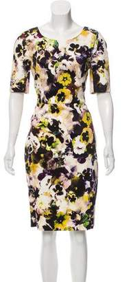 Paul Smith Floral Knee-Length Dress