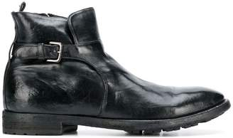 Officine Creative Princeton Derby boots