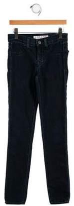 J Brand Girls' Lightweight Skinny Jeans