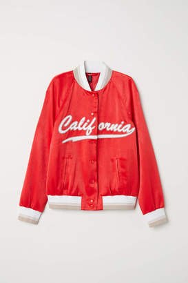 H&M Jacket - Bright red - Women