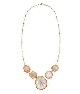 Mela Artisans Reef Runner Necklace in White