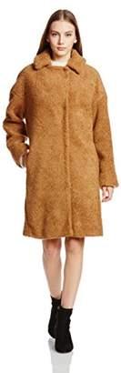 Moussy (マウジー) - (マウジー)MOUSSY TEDDY LONG COAT 0109AS30-5770 BRN 2