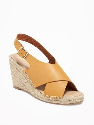 Cross-Strap Espadrilles for Women $36.94 thestylecure.com