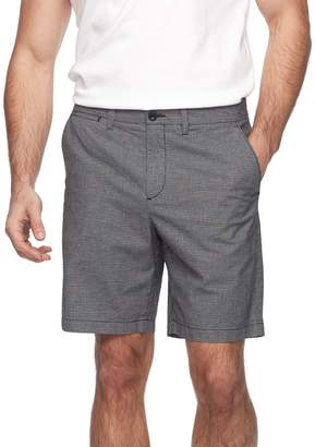 Apt. 9 Men's Regular-Fit Crosshatch Textured Stretch Shorts