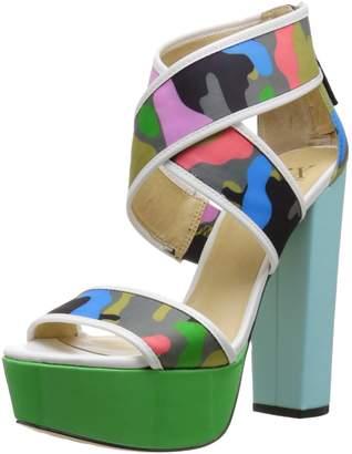 Gwen Stefani gx by Women's Macayla Platform Sandal