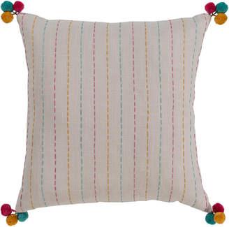 Surya Dhaka Printed Throw Pillow
