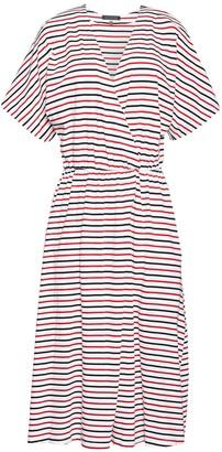 MDS Stripes Knee-length dresses